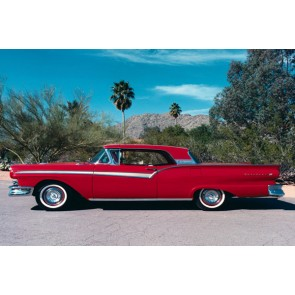 Tablou Canvas Ford Galaxie Skyliner 1959