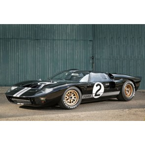 Tablou Canvas Ford GT40 Le Mans Race Car 1966