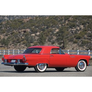 Tablou Canvas Ford Thunderbird 1955